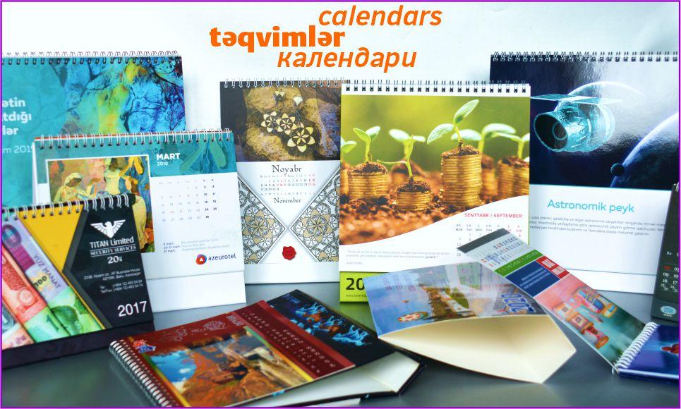 calendar in baku